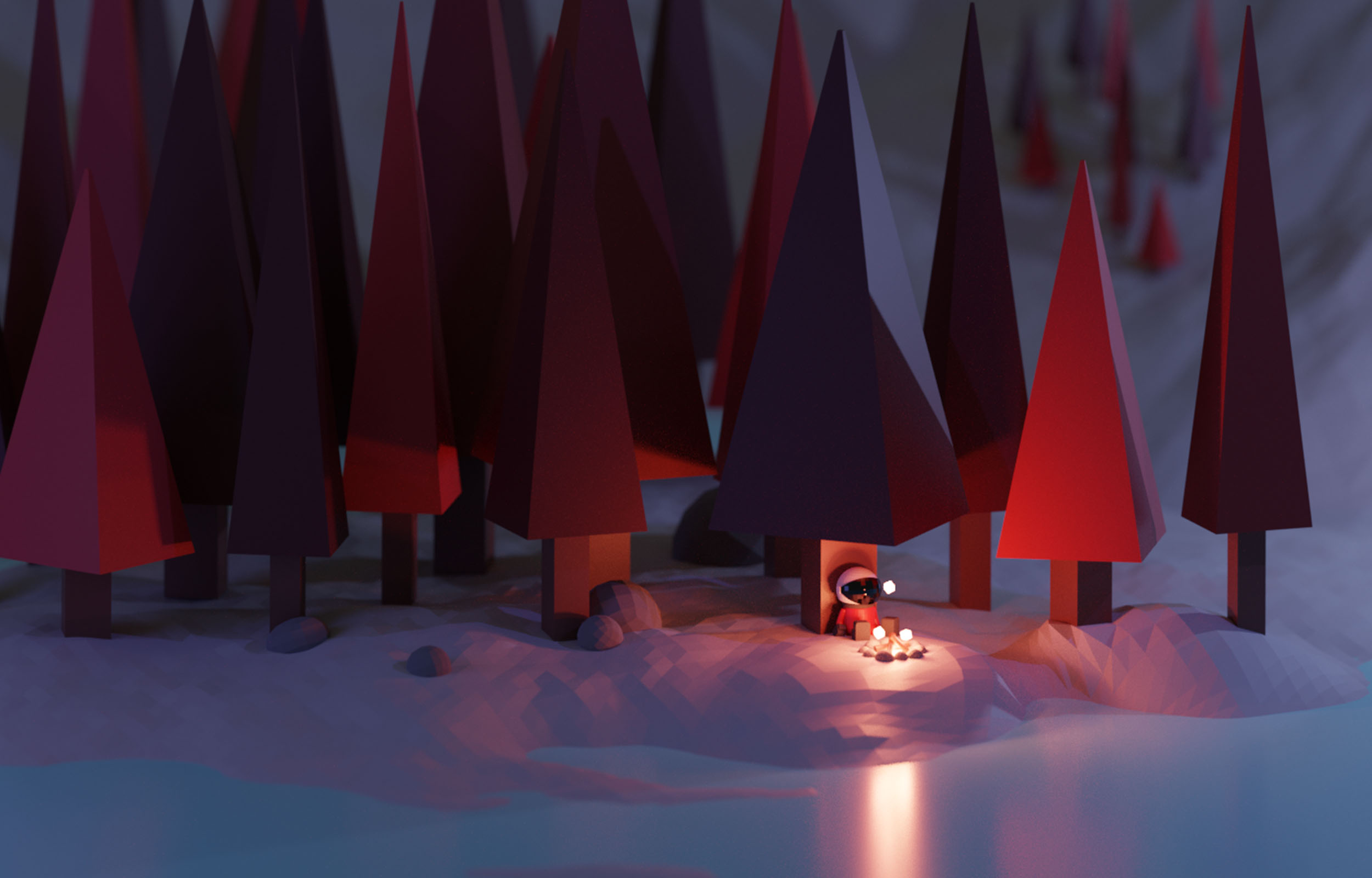 Low Poly Landscape